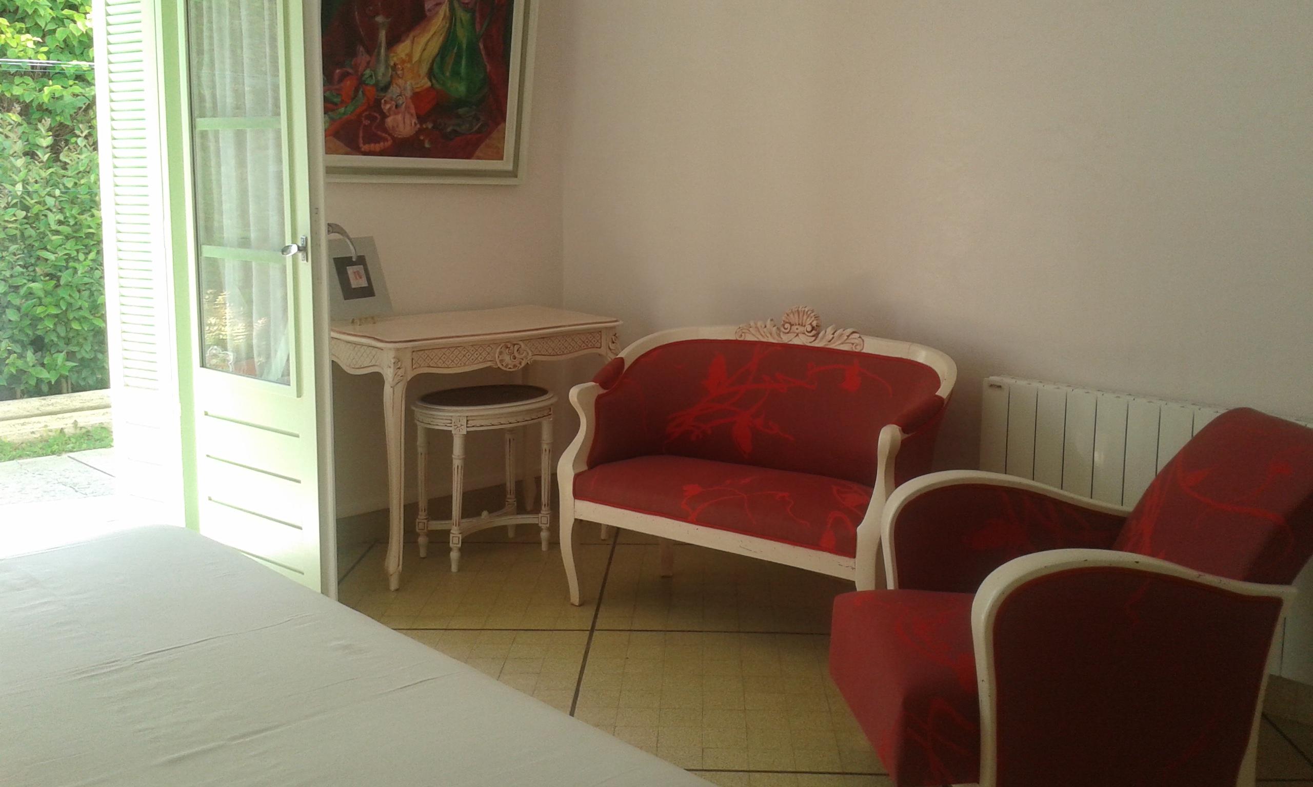 Chambre garance chambres d 39 h tes de charme aix en provence - Chambre d hotes salon de provence ...